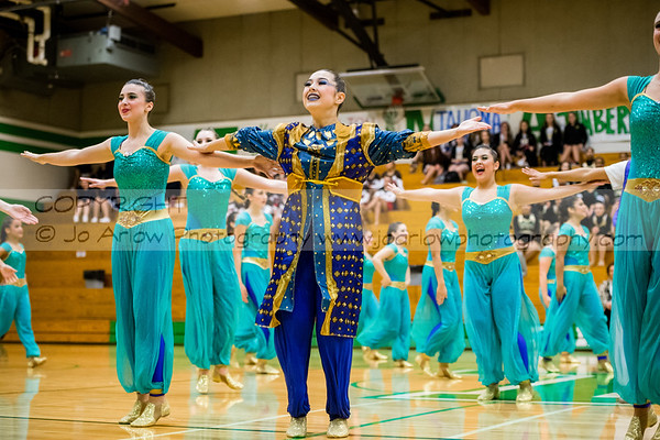 2019 Dance Invitation, Tumwater High School