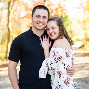 Caitlin & Justin's Engagement Portraits Quick Picks