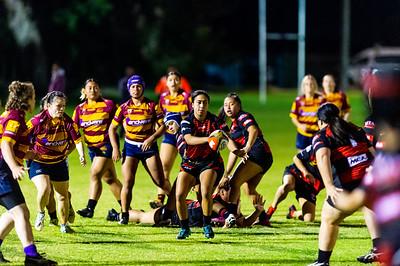 ATA Womens Rugby Kalamunda vs Wests Scarborough 27.05.2021