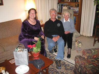 Enid's Birthday 2007
