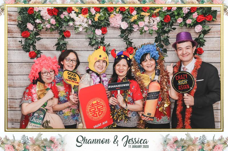 Wedding of Shannon & Jessica | © www.SRSLYPhotobooth.sg