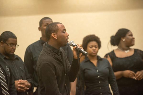 African-American Cultural Center Praise Service