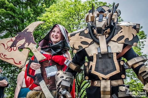 Steampunk World's Fair - 2015