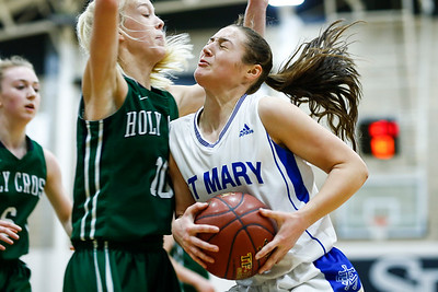 2 Girls Holy Cross vs PA St Mary (Dec 14)