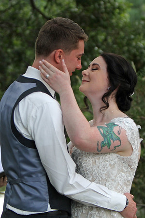 Clay and Laura (wedding vows video)