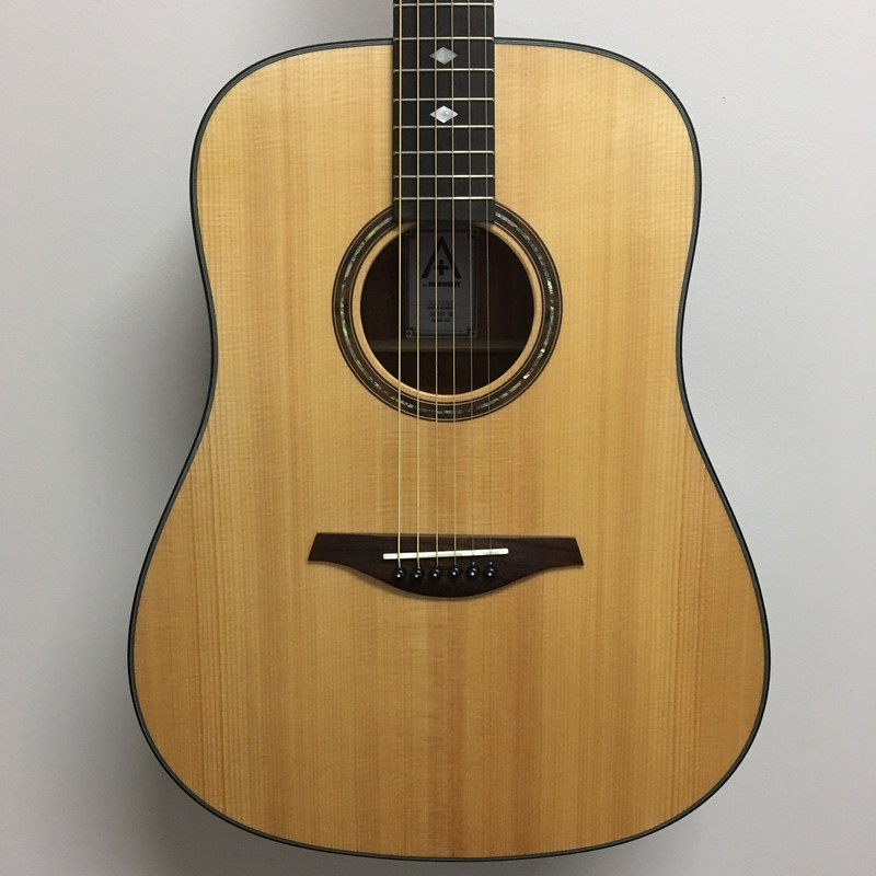 Hohner A+ Dreadnought Guitar Natural Satin