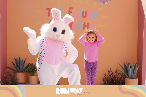 Saturday, March 27th.  Photos with the Easter Bunny