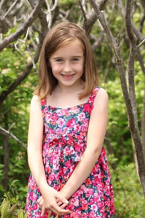 Danica age 6