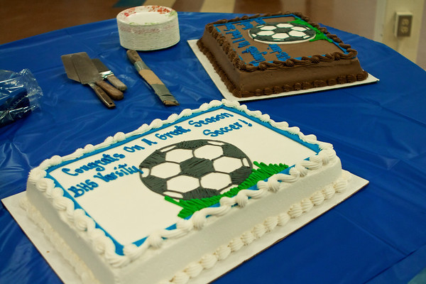 BHS Soccer Party 2012