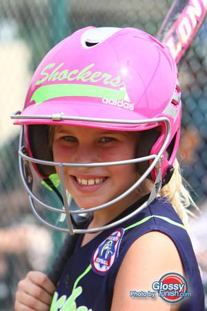 8U - Ocala Marion County Girls Softball vs Orange Park Athletic Association