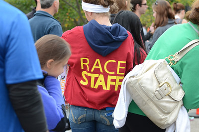 Post Race - 2013 Romeo to Richmond Half Marathon