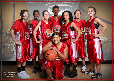 Lady Wolves
