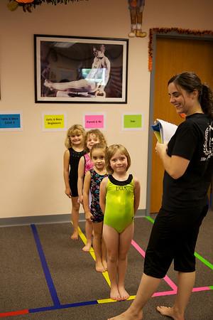 Cadets Girls Gymnastics