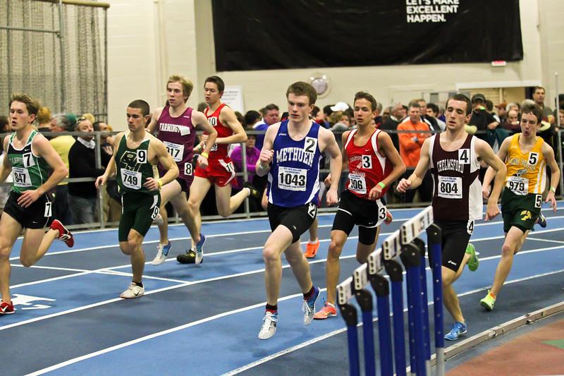 2012 New England Indoor Championship