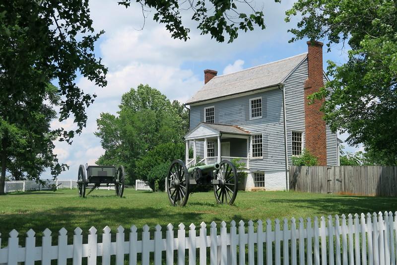 Appomattox Court House National Historical Park, VA (6-20-15)