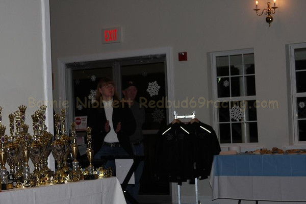March 3, 2012 Redbud's Pit Shots Delaware Karting Complex (DKC) 2011  Banquet