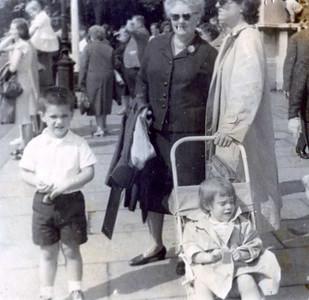 Summer 1965 in England