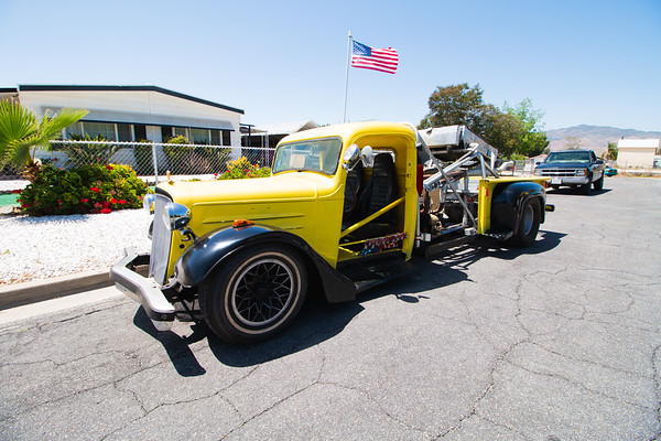 Glen // Doc's Custom Build 1936 Chevy Truck
