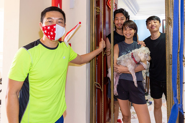 091220  Advisor Visit at Blk 56 Chai Chee Drive