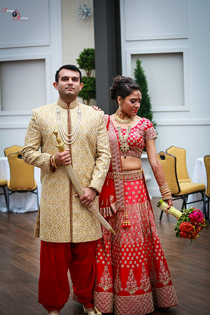 SHRINA AND MILIND WEDDING 1