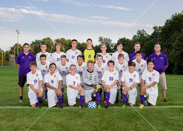M Soccer Team 2015