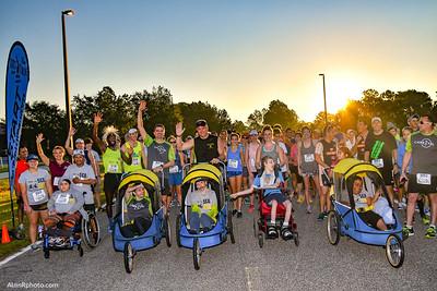 Care2Tri 5k & 1 Mile Dash