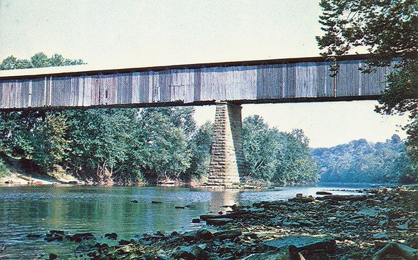 Williams Covered Bridge