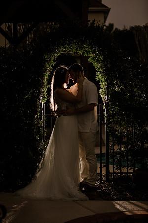 Alyssa and Austin got married!