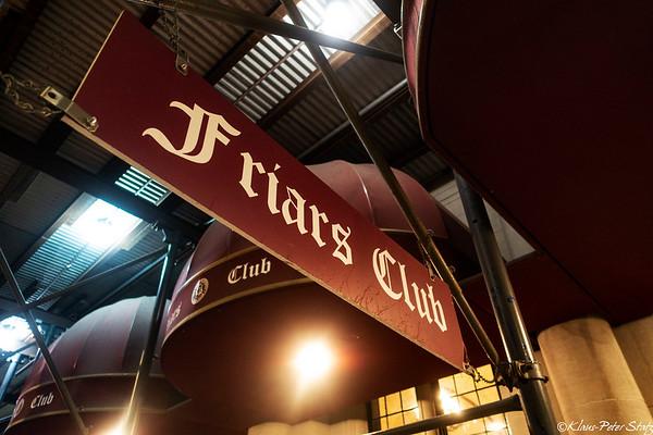 Friars Club Tour November 2019