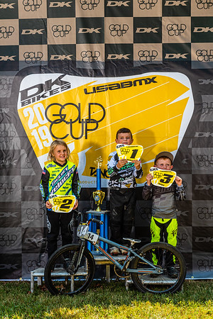 FREE - DK GOLD Cup South East Podium