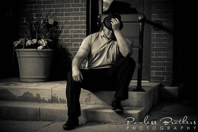 Joe Botello Senior Portraits