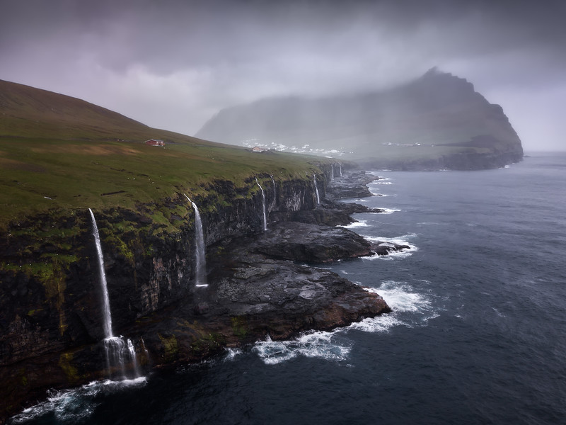 Vidoy shore line waterfalls fog mist faroe islands.jpg