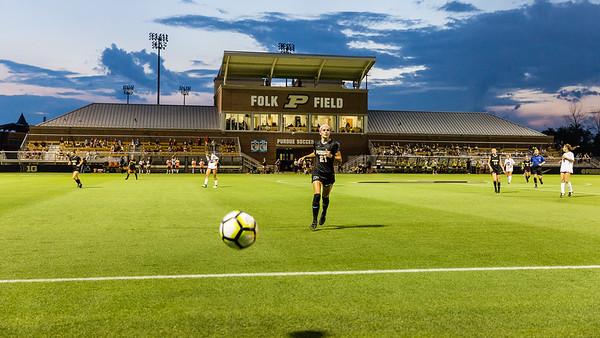 Purdue Soccer vs Loyola Marymount 2017-8-21