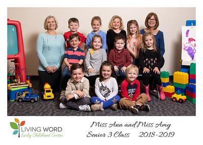 Living Word 2019 Class