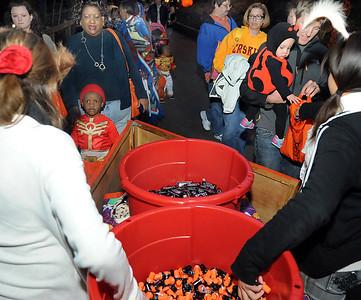 Boo In The Zoo Halloween Gala