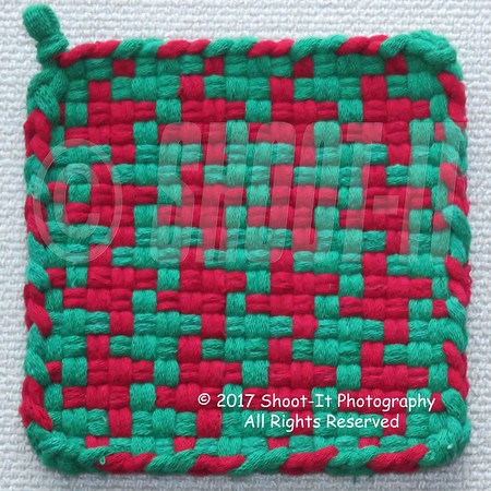 Potholders - Traditional