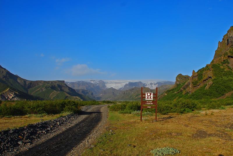 Velkomin á Goðaland