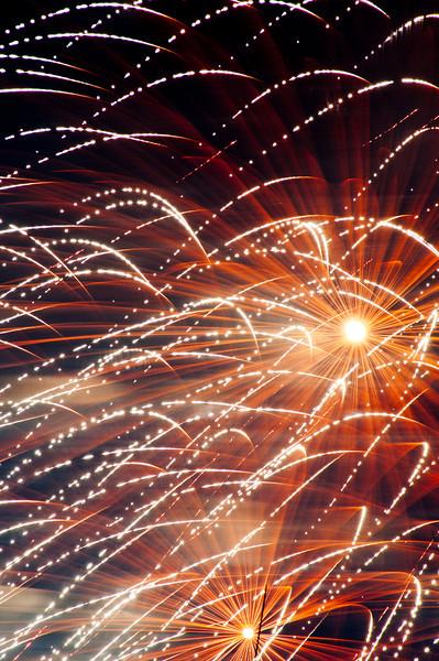 4th of July Fireworks at Walt Disney World