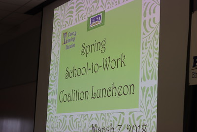 CTE Spring Scholarship Luncheon 2018