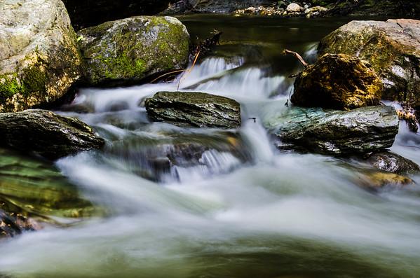 Moss Glen Falls, Stowe