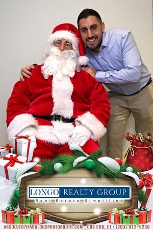Longo Realty Group's Santa Photos