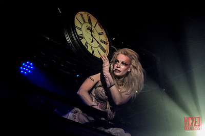 Emilie Autumn at the Troubadour