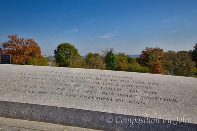 Arlington National Cemetery VA