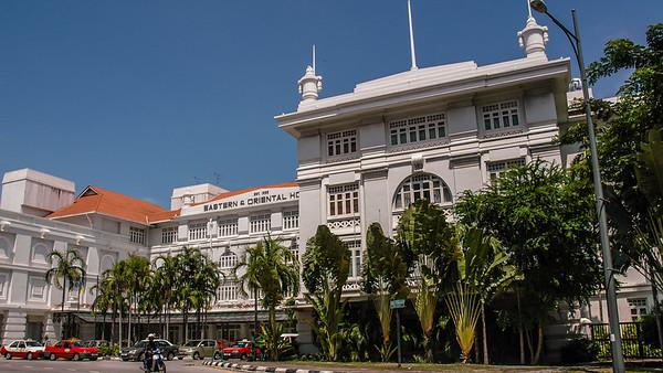 The Eastern & Oriental Hotel, Penang