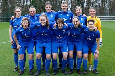 20190309 - Standard De Liege - KRC Genk Ladies ll