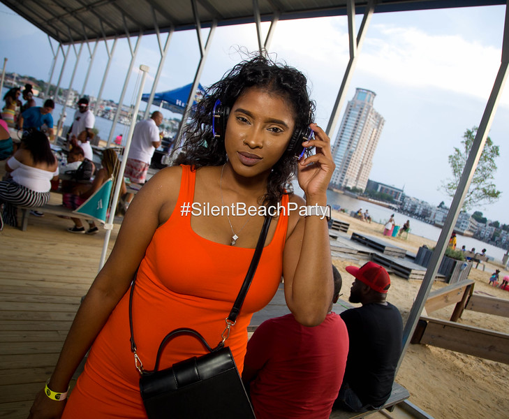 Silent Beach Party 21 July 2019