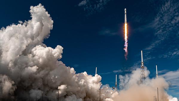 Falcon 9: Starlink mission [11th]