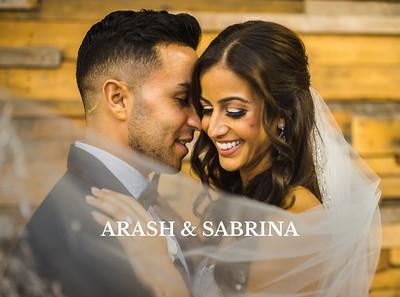 Arash & Sabrina