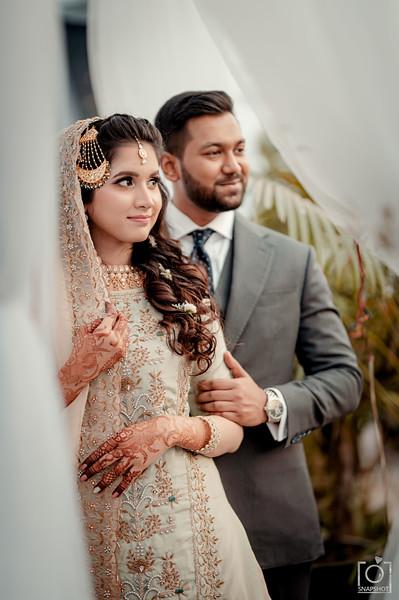 Farah & Farhan Engagement