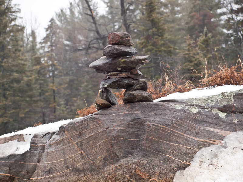 Inukchuk on Hwy 69 south of Sudbury Ontario.